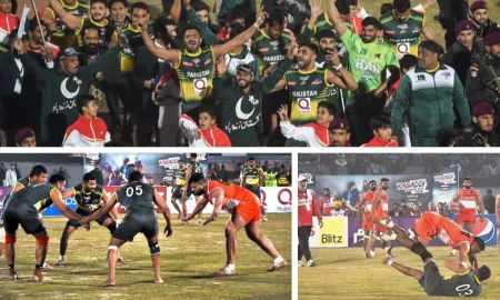 Pakistan wins Kabaddi World Cup 2020 defeating India in Finals
