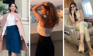 Pakistani Celebrities arrive in Dubai for PISA Awards 2020