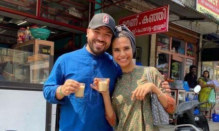 Vloggers Khalid Al-Ameri and Salama visit to Kerala, India