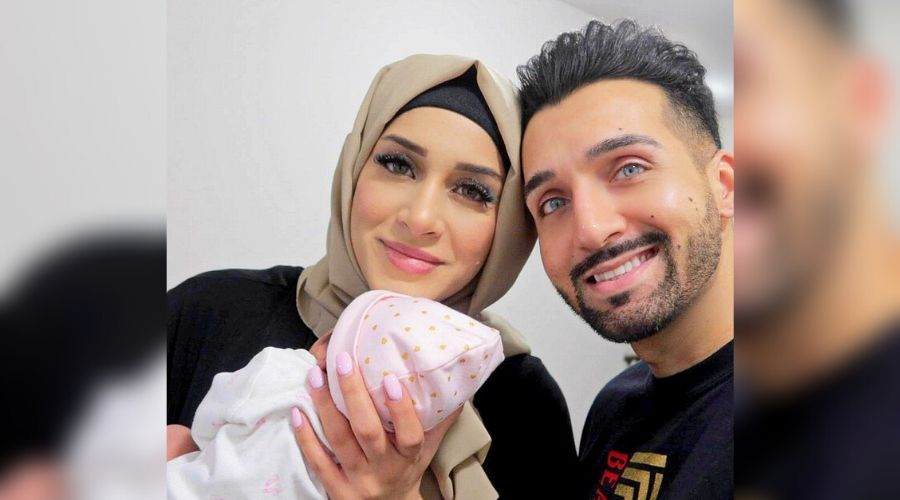 Sham Idrees And Froggy welcomes 'Sierra' their newborn daughter