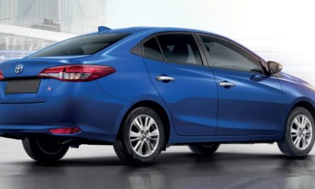 Toyota Yaris Sedan's Pakistan Launch Price & Variants Revealed