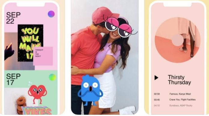 Facebook app for Couples 'Tuned' is the new social thing