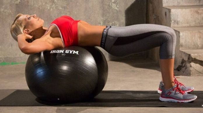 Gym balls buy online for home excercise in dubai