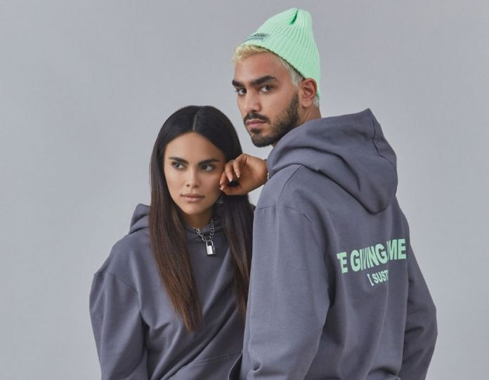 TGM Dark Grey Activewear Clothing