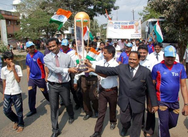 FIFA Football World Cup Fever in India