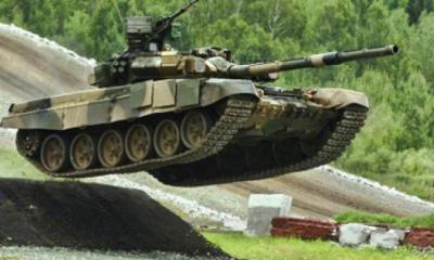 Top weapons exporters in the World