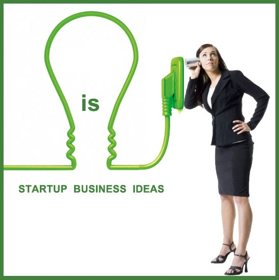 business ideas for your own startup