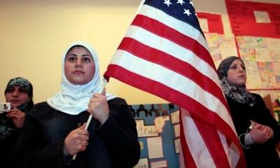 Increasing rate of Muslim population in U.S