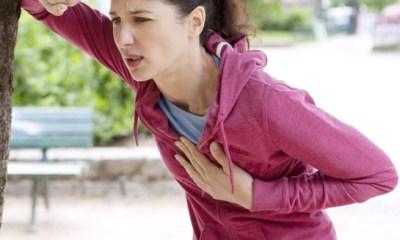 Symptoms of angina pain