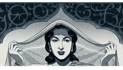 Google paying tribute to Nargis Dutt