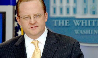 McDonald's hired Obama's Press Secretory Robert Gibbs
