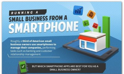 13 Awesome Smartphone Apps to Help in Small Business