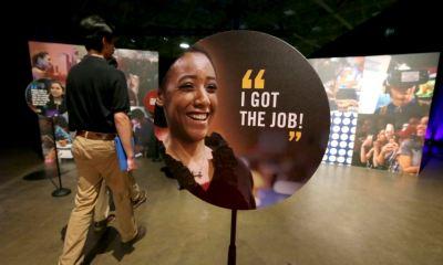 U.S. jobs market
