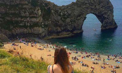 Britain coastline