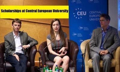 Scholarships at Central European University