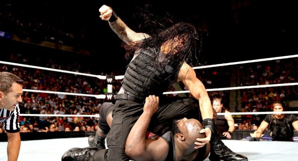 Roman Reigns Fights
