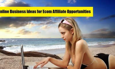 Online Business Ideas for Ecom Affiliate Opportunities