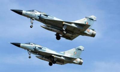 Indian Air Force Strike in Pakistan