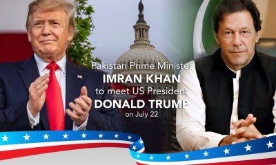 PM Imran Khan in USA