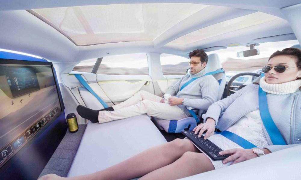 Self-Driving Vehicles