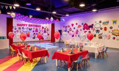 birthday party dubai