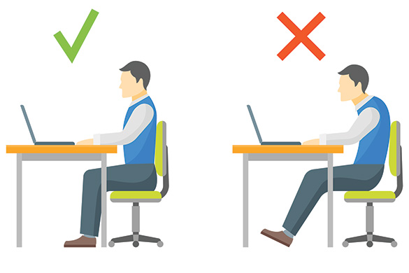 Steps To Better Posture
