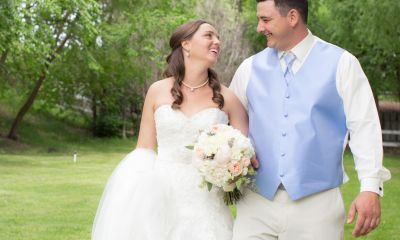 Alternative Choices to a Traditional White Wedding Dress