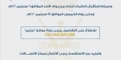 وظائف ديوان البلاط السلطاني 2020 – taj.nce.gov.om
