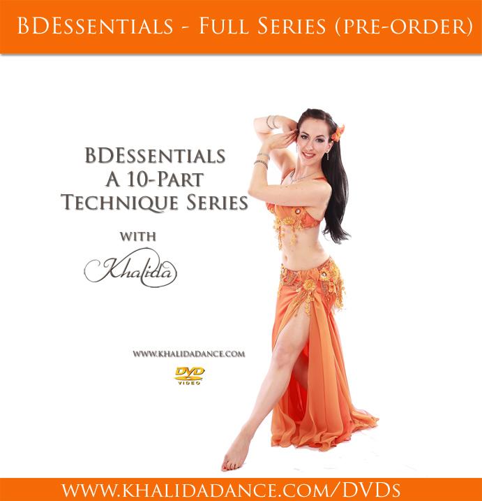NEW: BD Essentials - Full Set (10 DVDs)