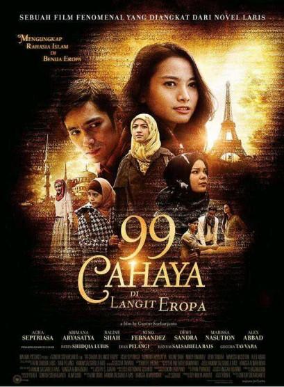 Resensi Film 99 Cahaya di Langit Eropa Bagian 1