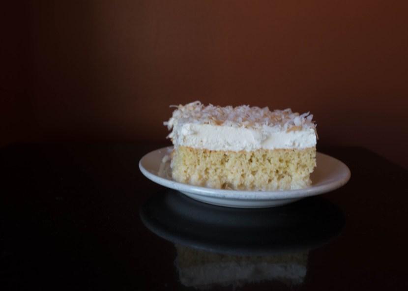 Tres Leches Cake Hoyo's Kitchen   Fast casual Somali