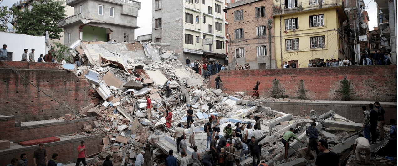 DONATE towards our Nepal relief work please click on the following link