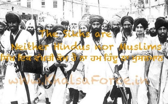 Sikh is not belong to any Castes