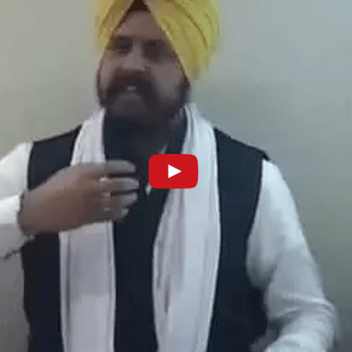 Full Video Q&A When Prof Dhunda Walked Out Of Gurdwara Of California