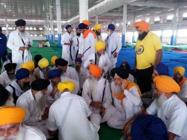 sikh will areest