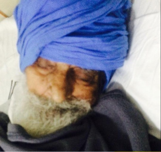 Bapu Surat Singh ji enters THE 146th DAY of their Hunger strike 22