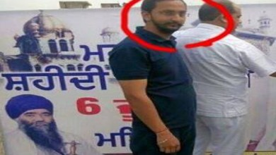 JAILED FOR DISRESPECTING SIKH GURUS, CONGRESS WORKER BEATEN BY INMATES