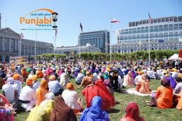 Pictures & Videos London - Thousands of Sikhs march to remember Amritsar temple attack (1)