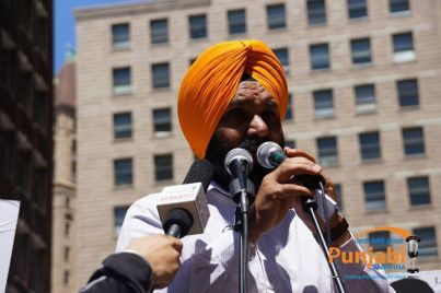 Pictures & Videos London - Thousands of Sikhs march to remember Amritsar temple attack (17)