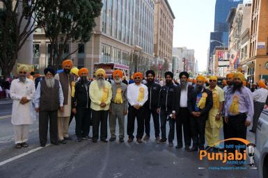 Pictures & Videos London - Thousands of Sikhs march to remember Amritsar temple attack (3)
