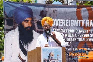 Pictures & Videos London - Thousands of Sikhs march to remember Amritsar temple attack (52)
