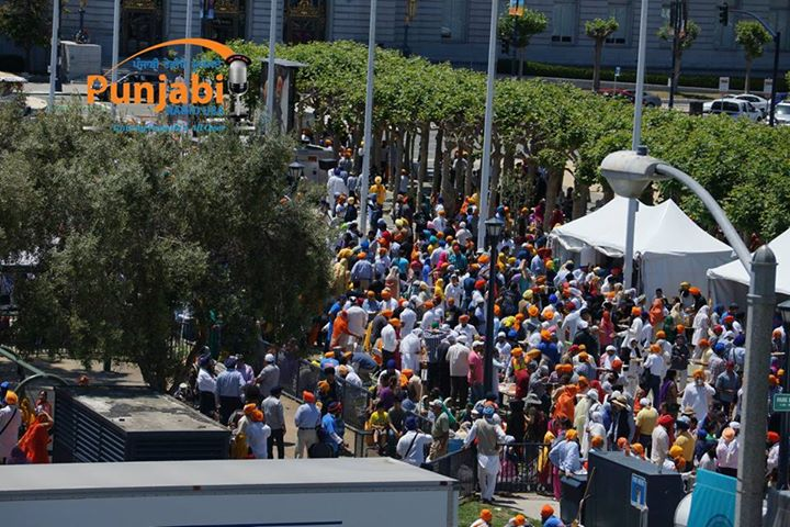 Pictures & Videos London - Thousands of Sikhs march to remember Amritsar temple attack (54)