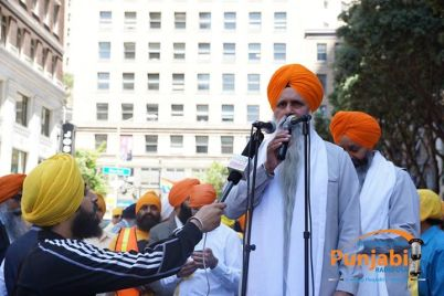 Pictures & Videos London - Thousands of Sikhs march to remember Amritsar temple attack (8)