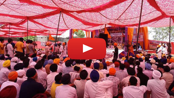 Pictures and Videos Bhog and Antim Ardas of Shaheed Bhai Jasjeet Singh Jammu was attended by thousands of Sikhs 2