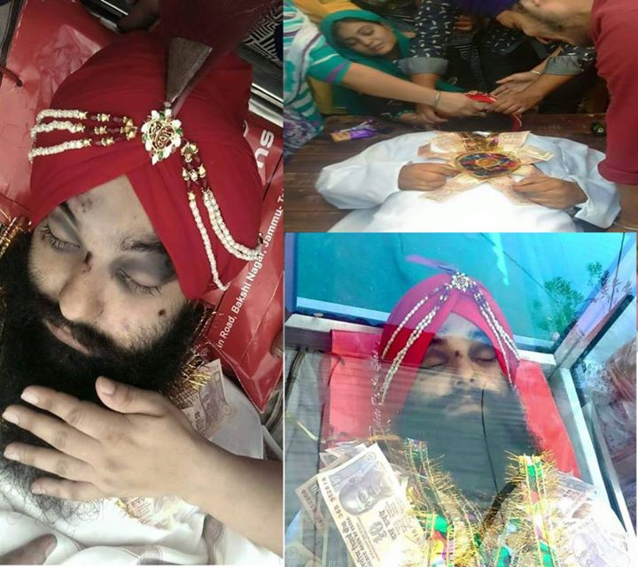 Respect to the family of Shaheed Bhai Jagjeet Singh Ji