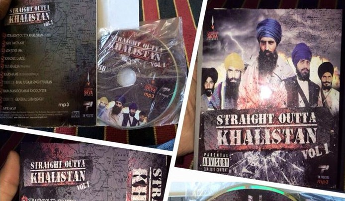 Straight Outta Khalistan | Full Album