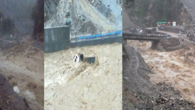 TERRIFYING PICTURES FROM SRI HEMKUND SAHIB YATRA AFTER RAINS CAUSE HAVO org