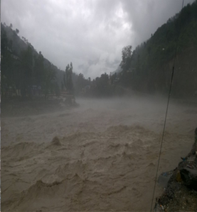 TERRIFYING PICTURES FROM SRI HEMKUND SAHIB YATRA AFTER RAINS CAUSE HAVOC 6