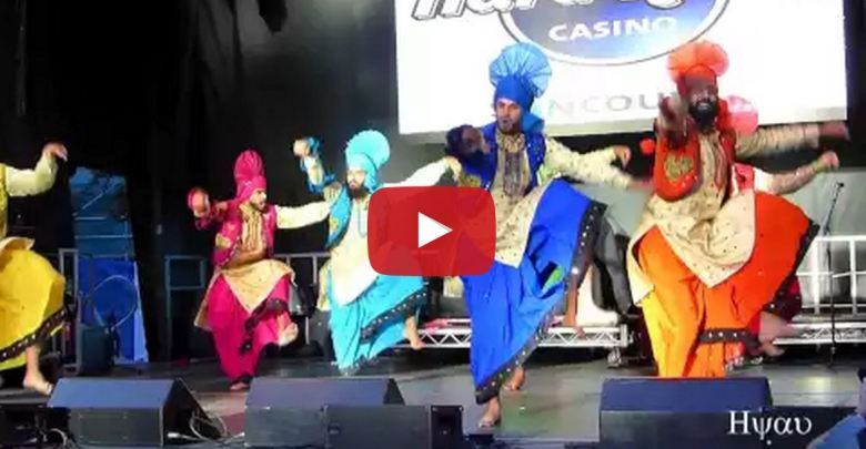 Video - Sikhs protested against a Punjabi Bhangra event at the Vancouver Art Gallery
