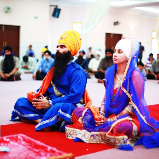 gursikh anand karaj wedding